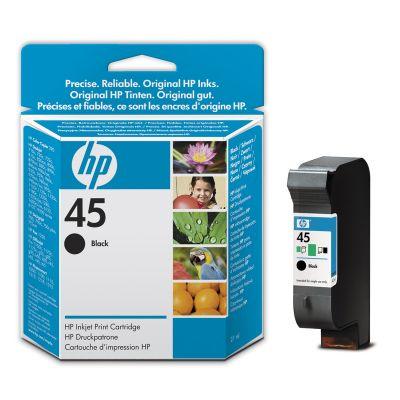 HP 51645 HP 45 Black