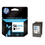 HP 6656 HP 56 Black Small