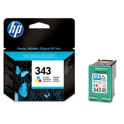 HP C8766 HP 343 Tri-Color