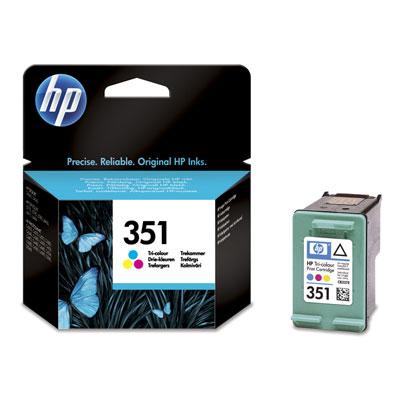 HP CB337 HP 351 Tri-Color