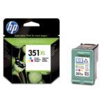 HP CB338 HP 351XL Tri-Color
