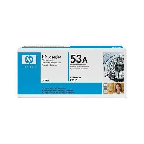 Refill laser HP Q7553A