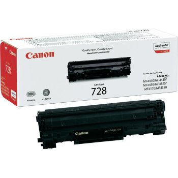 Refill laser Canon CRG-728