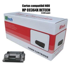 cartus_retech_HP_CC364X