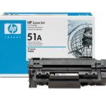 Refill laser HP Q7551A