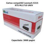 cartus_lexmark_x215_1710_universal