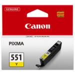 Canon CLI-551Y Iasi