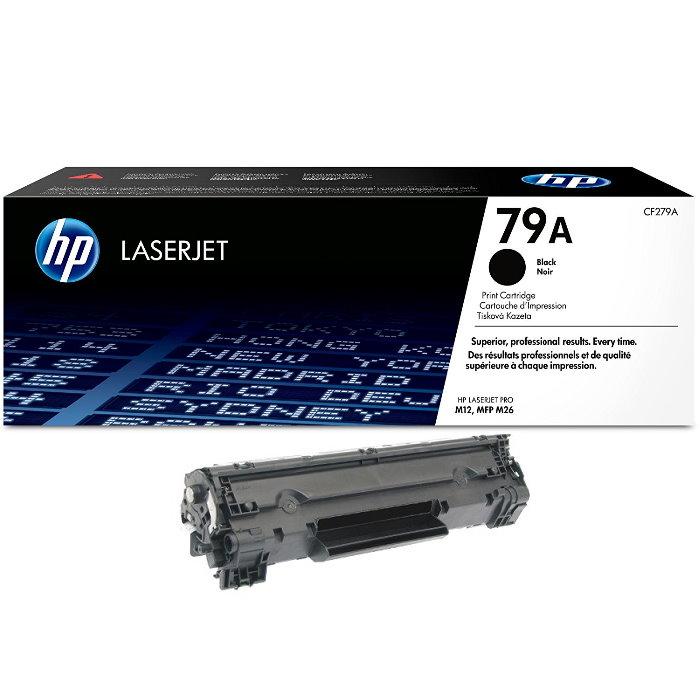 Refill laser HP CF279A black