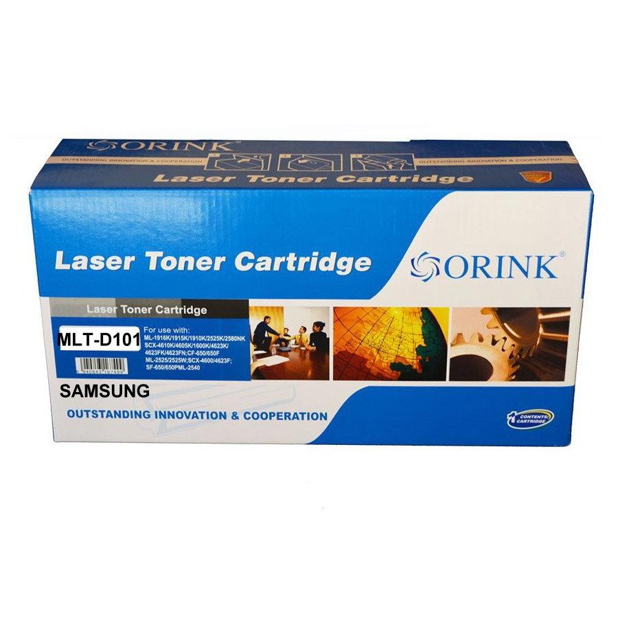 Black toner Samsung MLT-D101S ORINK
