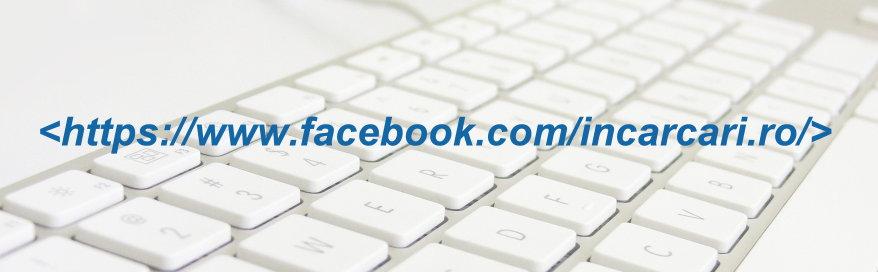 Da-ne un like pe facebook!